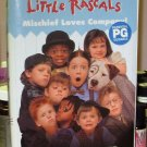 THE LITTLE RASCALS VHS STARRING THE LITTLE RASCALS AND PETEY COMEDY (B48)