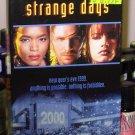 STRANGE DAYS VHS STARRING RALPH FIENNES ANGELA BASSET FUTURISTIC THRILLER (B49)
