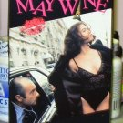 MAY WINE VHS STARRING JOANNA CASSIDY LARA FLYNN BOYLE GUY MARCHAND COMEDY (B49)