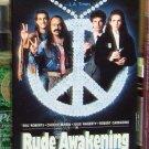 RUDE AWAKENING VHS STARRING ERIC ROBERTS CHEECH MARIN JULIE HAGERTY COMEDY (B46)