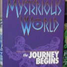 ARTHUR C CLARKES MYSTERIOUS WORLD THE JOURNEY BEGINS VHS MYSTERY (B49)