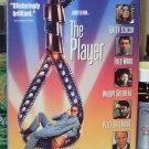 THE PLAYER VHS STARRING TIM ROBBINS GRETA SCACCHI FRED WARD WHOOPI GOLDBERG SATIRE (B49)