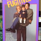 THREE FUGITIVES VHS STARRING NICK NOLTE MARTIN SHORT COMEDY (B49)