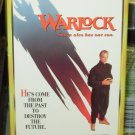 WARLOCK VHS STARRING JULIAN SANDS LORI SINGER RICHARD GRANT HORROR (B48)