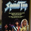 THIS IS SPINAL TAP VHS STARRING MICHAEL MCKEAN CHRISTOPHER GUEST ROB REINER COMEDY (B48)