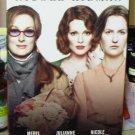 THE HOURS VHS STARRING NICOLE KIDMAN MERYL STREEP JULIANNE MOORE DRAMA (B47)