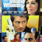 DOUBLE WHAMMY VHS STARRING DENIS LEARY ELIZABETH HURLEY STEVE BUSCEMI COMEDY (B47)