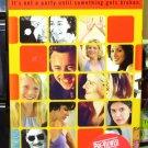 THE ANNIVERSARY PARTY VHS STARRING ALAN CUMMINGS JENNIFER JASON LEIGH GWYNETH PALTROW DRAMA  (B47)