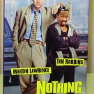 NOTHING TO LOSE VHS STARRING TIM ROBBINS MARTIN LAWRENCE COMEDY (B50)