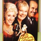 THE LAST OF THE BLONDE BOMBSHELLS VHS STARRING JUDI DENCH IAN HOLM OLYMPIA DUKAKIS (B50)