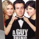 A GUY THING VHS MOVIE STARRING JASON LEE JULIA STILES SELMA BLAIR COMEDY (B53)