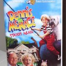 DENNIS THE MENACE STRIKES AGAIN VHS MOVIE STARRING DON RICKLES BETTY WHITE COMEDY (B52)