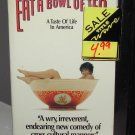 EAT A BOWL OF TEA VHS MOVIE STARRING RUSSELL WONG CORA MIAO COMEDY (B52)