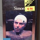 SIMON VHS MOVIE STARRING ALAN ARKIN AUSTIN PENDLETON MADELINE KAHN COMEDY (B52)