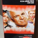 NOVOCAINE VHS MOVIE STARRING STEVE MARTIN HELENA BONHAM CARTER LAURA DERN BLACK COMEDY (B53)