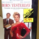 BORN YESTERDAY VHS MOVIE STARRING MELANIE GRIFFITH JOHN GOODMAN DON JOHNSON COMEDY (B52)