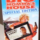 BIG MOMMAS HOUSE SPECIAL ED VHS MOVIE STARRING MARTIN LAWRENCE NIA LONG PAUL GIAMATTI COMEDY (B53)