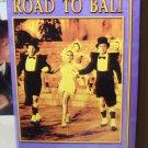 ROAD TO BALI VHS STARRING BOB HOPE BING CROSBY DOROTHY LAMOUR COMEDY (B52)