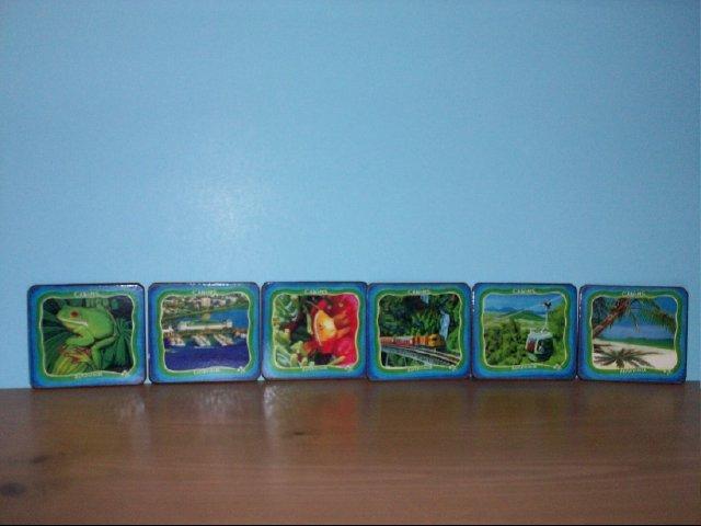 Australian Icon Coaster Collection