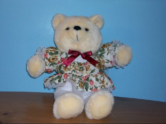 Adorable Plush 4 Play Stuffed Bear