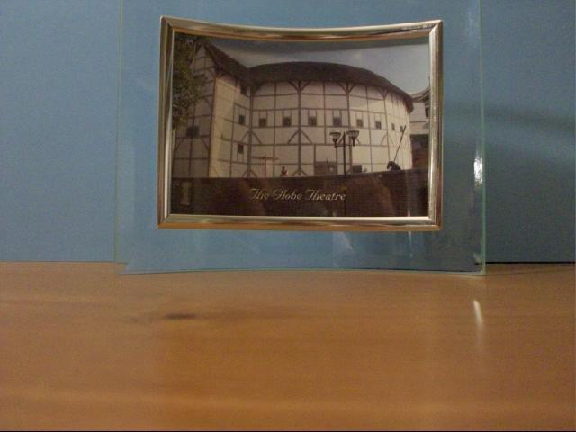 Four Piece Set of Concave Glass Photo Frames - Set 1