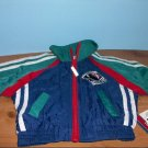 JC Penney Multi-Color Fall Jacket - Size 12 Months (S)