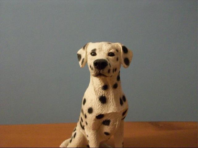 Dalmation Dog Sculpture
