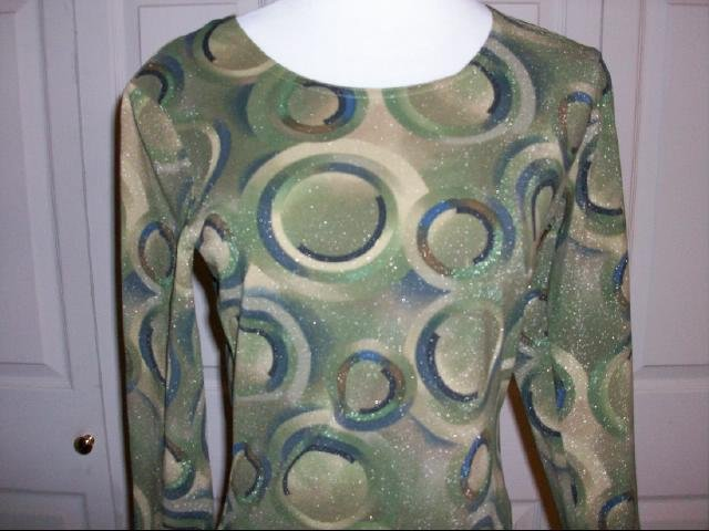 Jeffrey Halper Long Sleeve Top - Size M