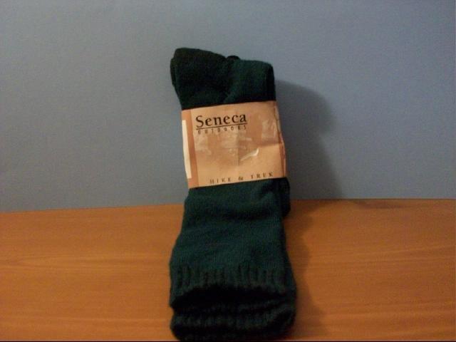 Men or Women's Seneca Outdoors Hike & Trek Socks - Size 10-13