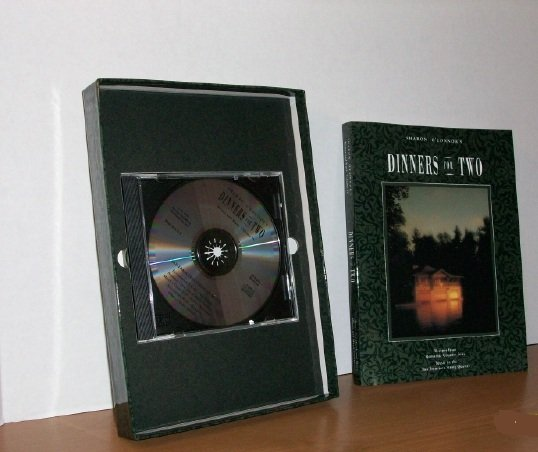Dinners for 2 Book and CD