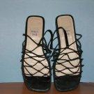 impo Black Sandal - Size 8 1/2 M