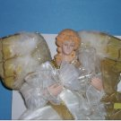 "Holiday Style 14"" Fiber Optic Angel"