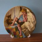 "John McClelland ""Diddle Diddle Dumpling"" Collectible Plate"