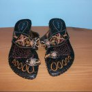 Pretty Brand Heeled Sandals - Size 11