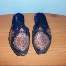 Women's Vintage Genie Slippers - Size 7 1/2 - 8