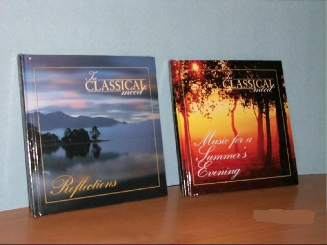 A Set of In Classical Mood CD's