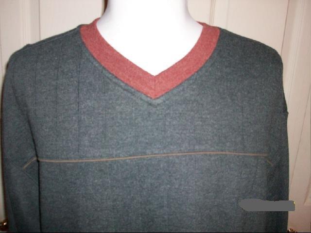 Men's Columbia Sportswear Long Sleeve Knit Top - Size XL