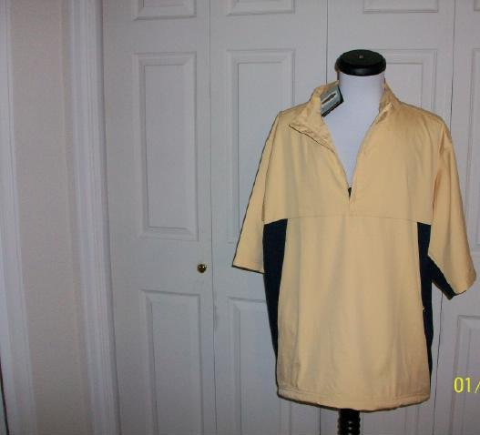 Men's Adidas Clima Proof Wind Shirt - Size XL