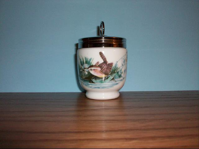 Decorative Royal Worcester Porcelain Collectible Jar