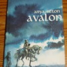 Avalon By Anya Seton Houghton Mifflin 1965 Printing HCDJ