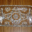 Vintage EAPC Star of David Rectangular Relish Dish