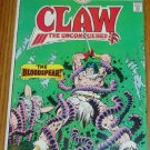 DC Comics Claw the Unconquered Issue #3 Sept-Oct 1975