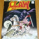 DC Comics Claw the Unconquered Issue #6 Mar-April 1976