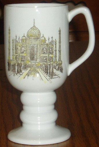 Vintage Kayson's China Continental Cup/Mug Taj Mahal
