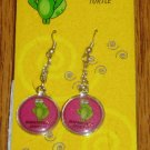 Slacker Turtle Magnificent Aren't I Dangle Earrings NIP