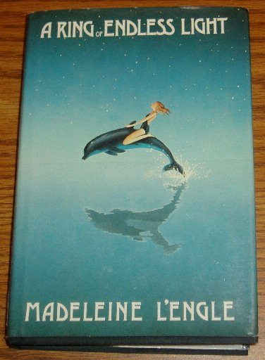 A Ring of Endless Light Madeleine L'Engle HBDJ 1980 1st Ed