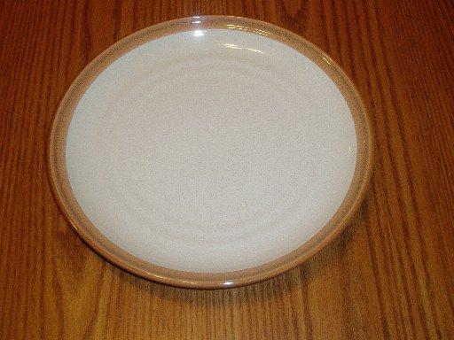 Noritake Stoneware Sanibel Sand 10.5 Inch Dinner Plate