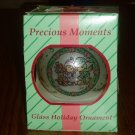 Enesco 1994 Precious Moments Glass Ball Ornament