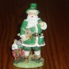 Irish Father Christmas Figurine Christmas/Holiday Decor