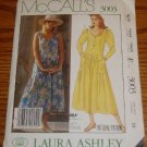 Uncut McCall's Laura Ashley Dress Pattern Sz 10 #3003